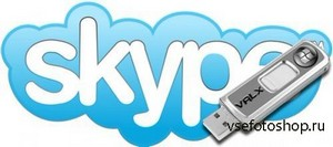 Skype 6.3.0.105 Final Rus Portable by Valx