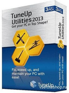 TuneUp Utilities 2013 13.0.3020.2 Final RePack V4 Rus by Alker