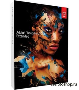 Adobe Photoshop CS6 13.1.2 Extended Portable by punsh