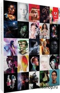 Adobe CS6 Master Collection Update 3 by m0nkrus (RUS|ENG)