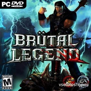 Brutal Legend (2013/RUS/ENG/RePack by R.G. Revenants)