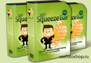 WP Squeeze Bar v2.0
