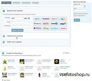 Hire-experts - Friends Inviter plugin 4.2.3p10 - for SocialEngine 4.x.x - N ...