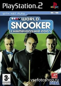 World Snooker Championship 2007 (2006/PS2/RUS)