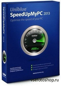 Uniblue SpeedUpMyPC 2013 v 5.3.6.0 Final