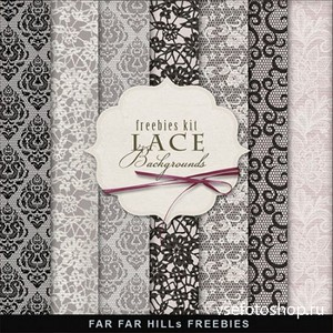 Textures - Lace Backgrounds 2