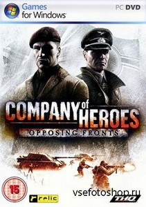 Company of Heroes - New Steam Version (2013/RUS/ENG)