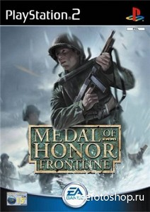 Medal of Honor Frontline (2003PS2RUS)