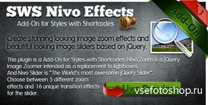 CodeCanyon - SWS: Nivo add-on for Styles With Shortcodes v1.1.0