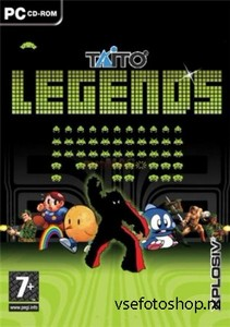 Taito Legends (2005/PC/RUS)