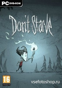 Don't Starve (2013/ENG)