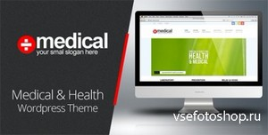 ThemeForest - Medical v1.2 - Premium Wordpress Theme