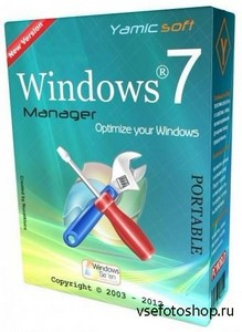 Windows 7 Manager 4.2.5 Final Portable