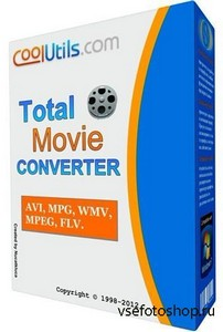Coolutils Total Movie Converter 3.2.173 Multi RePack + Portable