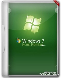 Windows 7 Sp1 x86 Home Premium 1.0 by Vannza (2013/RUS)