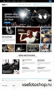 Gavick - GK RockWall - Template for Joomla 2.5