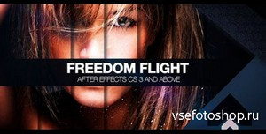 Freedom Flight - Project for After Effects (VideoHive)