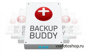 BackupBuddy v3.4.0.6 for WordPress