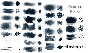 23 Brushes for Photoshopt