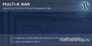 CodeCanyon - Multi-X Bar v1.3.4