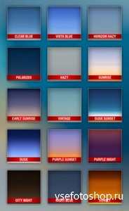 Realistic Sky Gradients
