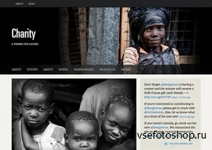 UpThemes - Charity V1.1.3 - Theme For WordPress