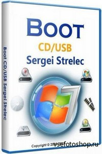 Boot CD/USB Sergei Strelec 2013 v.2.9