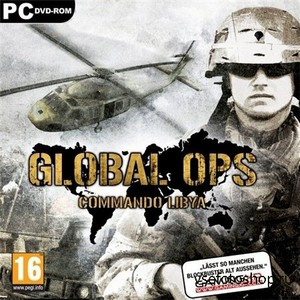 Global Ops: Commando Libya (PC/2011/ENG/RePack by Ultra)