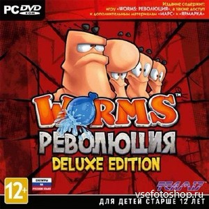 Worms Revolution [+DLC] (2012/RUS/ENG/Multi9/Repack от R.G. Catalyst) обнов ...