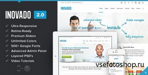 ThemeForest - Inovado v2.0 - Retina Responsive Multi-Purpose Theme