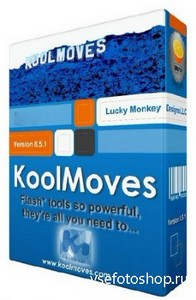 KoolMoves 8.5.1 Retail + Portable by speedzodiac
