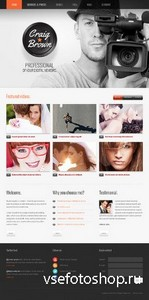 TemplateMonster - TM 41583 - Wordpress Theme