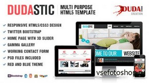 Mojo-Themes - Home / Premium HTML Templates / Business / DUDASTIC - RIP