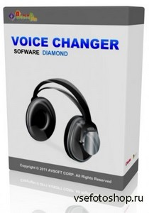 AV Voice Changer Software Diamond v7.0.53 Retail