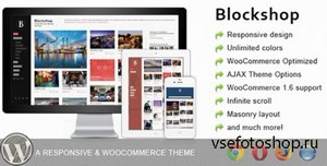 ColorVila - BlockShop v1.0 WordPress Theme