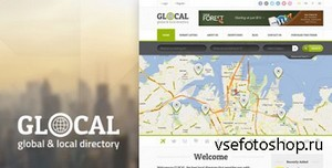 ThemeForest - Glocal - Responsive Directory Template - RIP