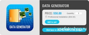 Data Generator v1.2 for PhpFox 3.x - NULLED