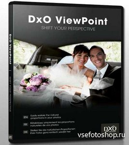 DxO ViewPoint 1.2.1 Build 14