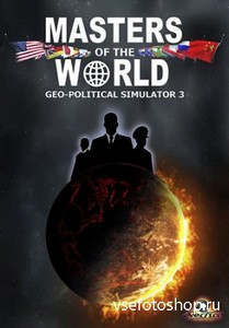 Masters of The World: Geopolitical Simulator 3 (2013/Eng/PC) PROPER - CPY