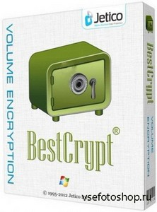 BestCrypt Volume Encryption v 3.60.14 Final