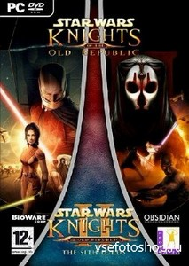 Star Wars: Knights of the Old Republic. Антология (2003-2005/RUS/ENG/RePack ...