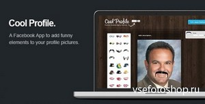 CodeCanyon - Cool Profile - Facebook App