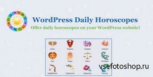 CodeCanyon - WordPress Daily Horoscopes v1.0