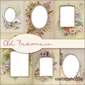 Scrap Kit Old Frames