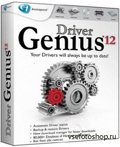 Driver Genius Professional 12.0.0.1314 Final RePack