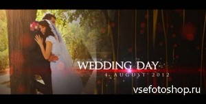 Wedding Teaser - After Effects Project (Videohive)