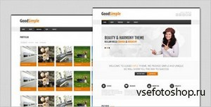 ThemeForest - GoodSimple - Clean Business HTML Template - RIP
