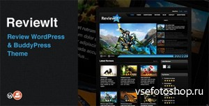 ThemeForest - ReviewIt v6.7.2.1 - Review WordPress & BuddyPress Theme