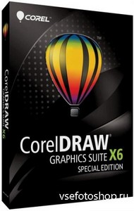 CorelDRAW Graphics Suite X6 16.4.0.1280 SP4 Special Edition