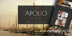 ThemeForest - Apollo - Responsive Animated Template - RIP